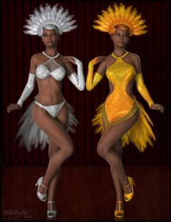 Serena Show Girl for Genesis 2 Female(s)