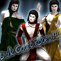 Dark Court Robes M4