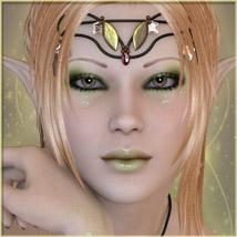 Fantasy Girls- Fayra & Jewelry