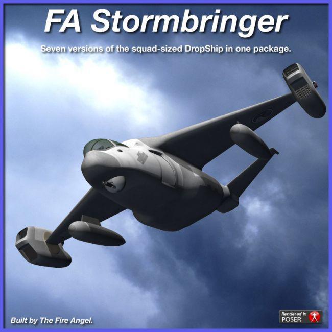 FA Stormbringer Squad DropShip Pack