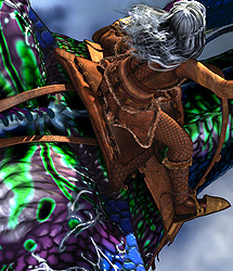 DragonGear harness and saddle