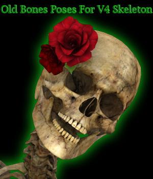 FB Old Bones Poses For V4