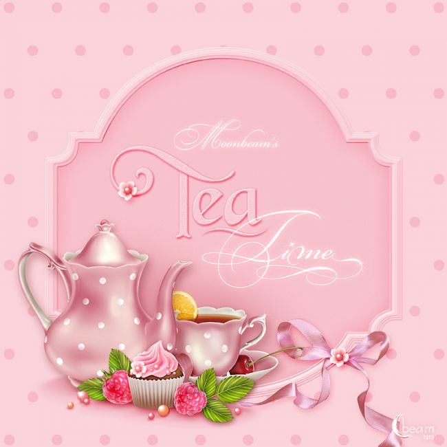 Moonbeam's Tea Time