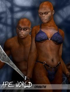 Ape World Orangutan