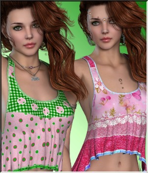 AM: Breeze 2- 16 Styles for Summeroutfit