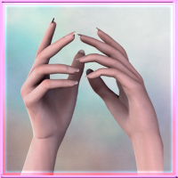 Perfectly Pretty Hands for Genesis