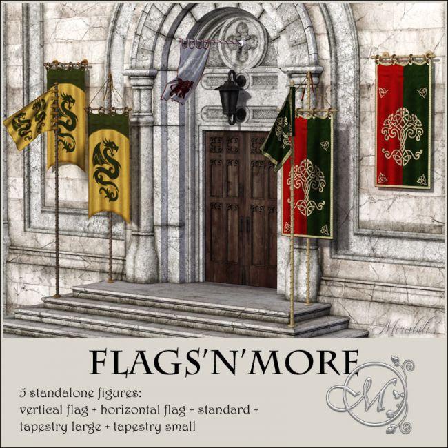 Flags'n'More