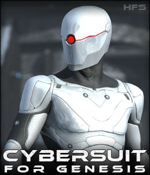 HFS CyberSuit for Genesis