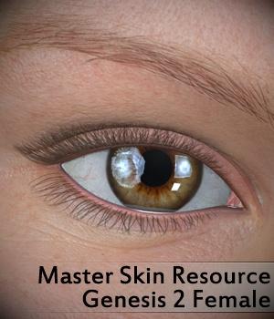 Master Skin Resource 1- Genesis 2 Female