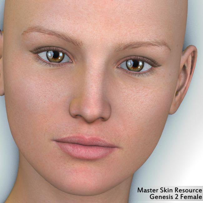 Master Skin Resource 1 - Genesis 2 Female