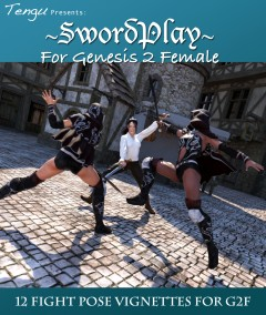 Swordplay for Genesis 2 Female(s)