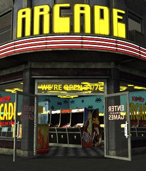 Arcade Saloon