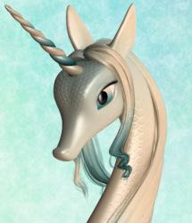 Fairytale Unicorn Chapter 2 for Poser