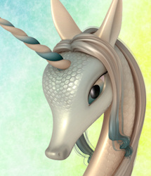 Fairytale Unicorn Chapter 2 for DAZ Studio