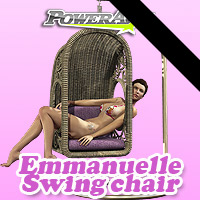 Emmanuelle Swing chair