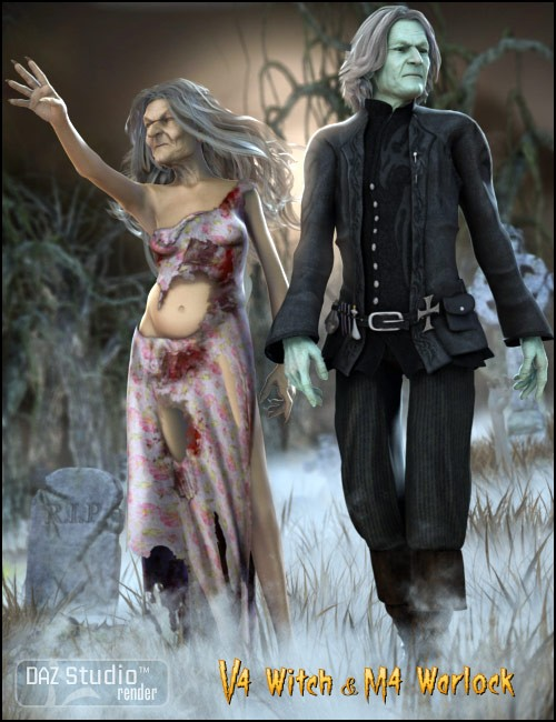 The Witch and the Warlock