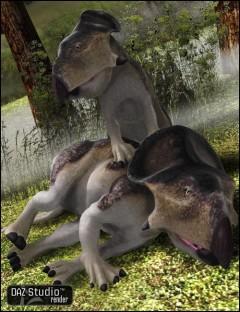 Protoceratops Poses