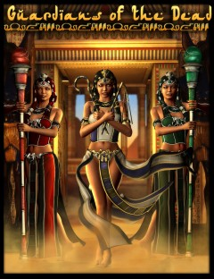 Guardians of the Dead for Serpent Goddess