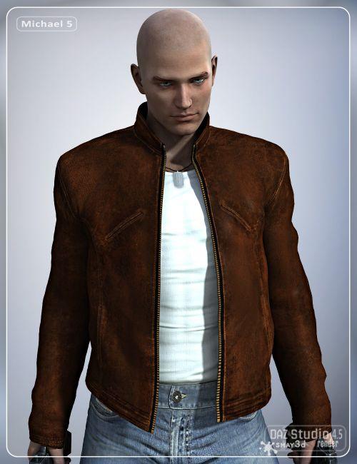 Leather Jacket Expansion