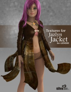 Textures for Jazlyn Jacket
