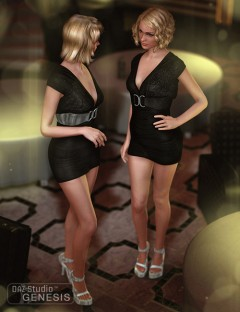 Little Black Dresses for Club Dress
