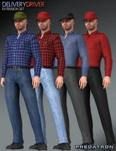 delivery driver uniforms - photo #6