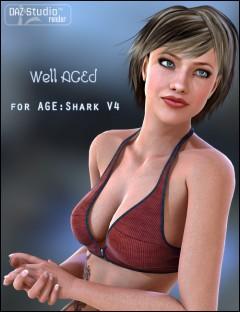Well AGEd Shark V4