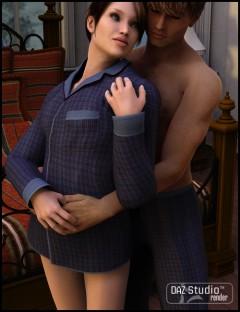 Brad Pajama Textures