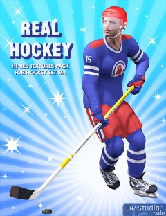 Real Hockey M4