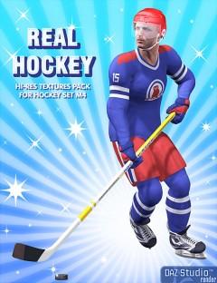 Real Hockey M4