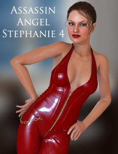 Assassin Angel Stephanie4 AddOn