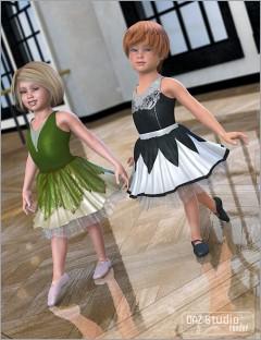 Kids 4 Ballet Textures