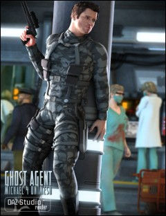 Ghost Agent Unimesh Fits