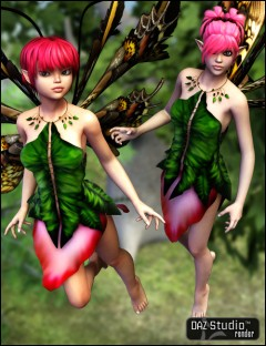 Rose Fairy Unimesh Fits