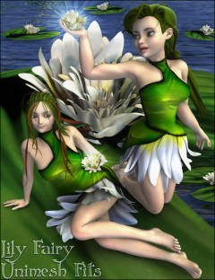 Lily Fairy Unimesh Fits