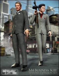 M4 Business Suit Textures