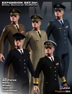 Army General Uniform Expansion