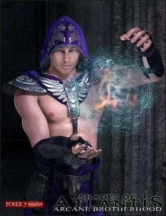 Shades of Atlantis: Arcane Brotherhood