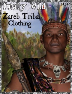 Totally Wild for Zareb Tribal Clothing