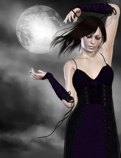 Night of the Living DAZ: Bewitch for Fairy Gown