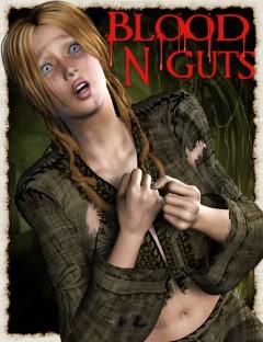 Night of the Living DAZ Blood N Guts for Wildwoods Traveler