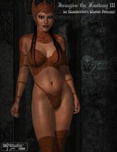 Imagine the Fantasy III for Classic Fantasy Warrior Princess
