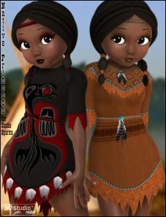Native Princess for Sadie Spirits