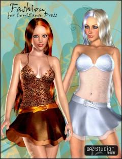 *Fashion* for Louisiana-Dress V4