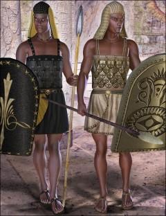 Egyptian Knight Textures