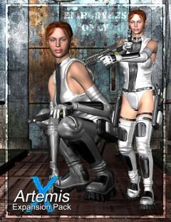 ArtemisX Expansion Pack
