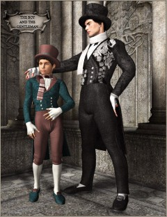The Boy and the Gentleman
