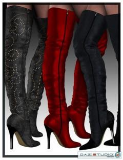 V3 Fashion Boots