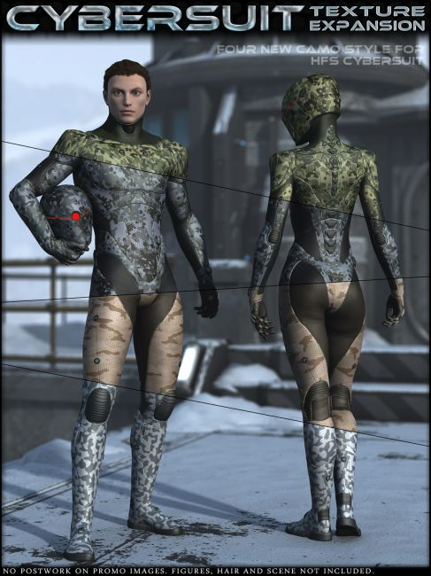 HFS CyberSuit Texture Expansion