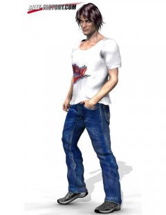 M3 Real Jeans Set